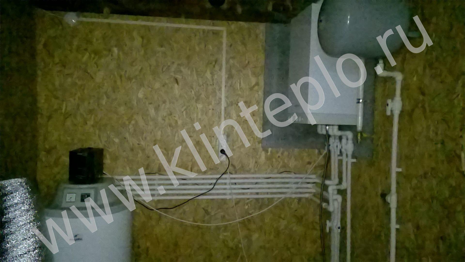 Канализация и водоснабжение дома под ключ