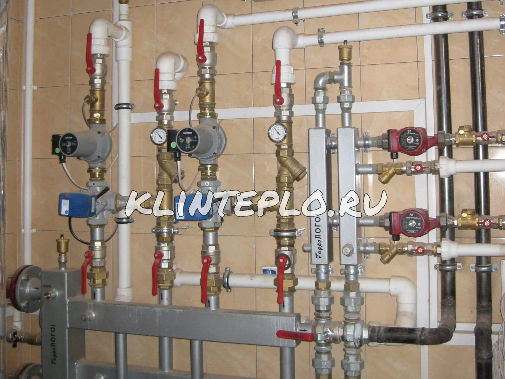 Ремонт системы холодного водоснабжения многоквартирного дома