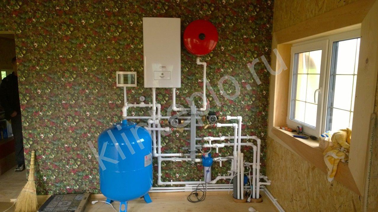 Сантехник водоснабжение дома