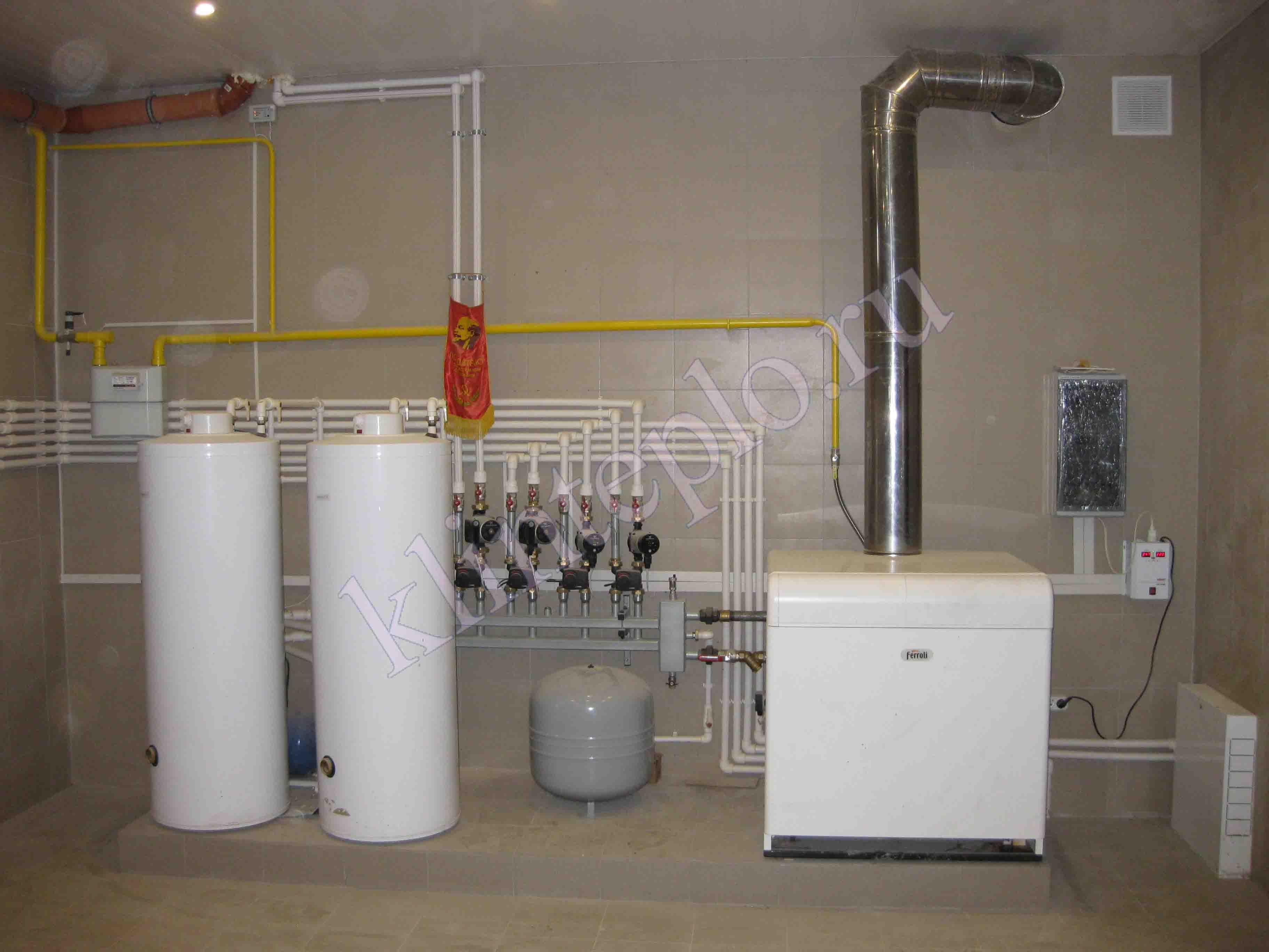 Самое экономичное отопление частного дома без газа